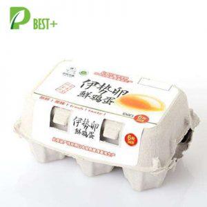 Egg Pulp Paper Carton
