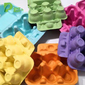 Color Pulp Egg Cartons 265
