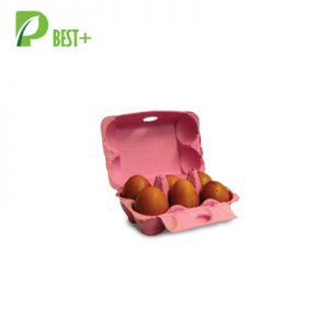 Pink Pulp Egg box cartons
