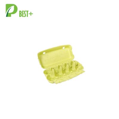Biodegradable Yellow Pulp Egg cartons Box 192