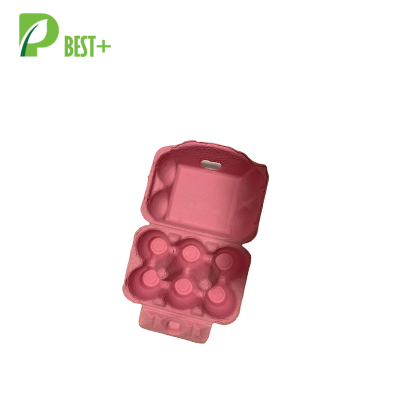 Pink Paper Egg Carton 255