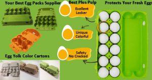 Wholesale Egg Cartons