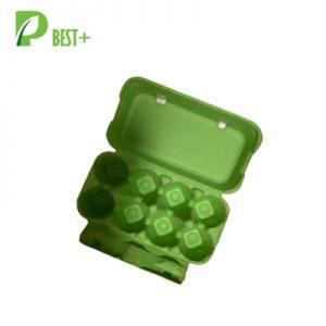 Green 8 cells Egg Carton 266