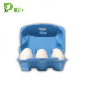 Blue 6 Cell Egg Cartons 274